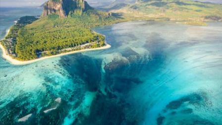 """非洲出现""""海底瀑布"""", 形成原因令人感到恐怖!"""