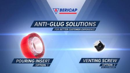 BERICAP ANTIGLUG SOLUTION