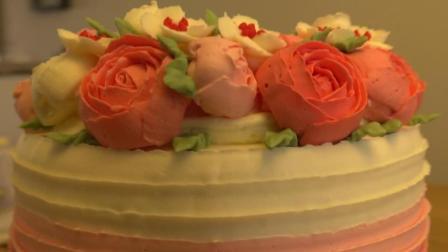 如何制作蛋糕韩式裱花