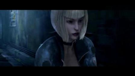 穿越火线: 一部堪称好莱坞3D电影的游戏CG!
