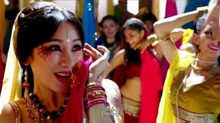 大闹天竺:印度美女跳舞,把朱天鹏都看懵了,不料竟是唐森妻子!