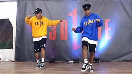 【UrbanDance.Cn】Huy x Efri 编舞《Ric Flair Drip》Urban Dance Choreography