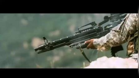 一部现代战争片, 疯狂激烈火力压制场面爽到炸裂, 看得太过瘾了