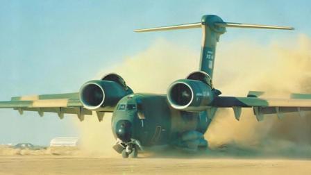 美军能在沙地起降的YC-14运输机, 将康达效应发挥到极致