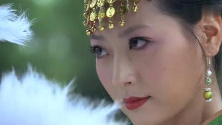 看到白冰在《凰图腾》的舞蹈, 仿佛看到了当年的玉漱公主