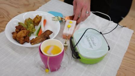 日本人发明黑科技叉子, 吃饭不用放盐, 网友: 能省多少钱?