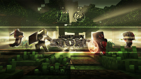 [C4D][PS]《Banner - StoneNetWork》SpeedArt
