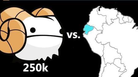 """一个国家与25万只山羊进行了一场""""战争"""", 会发生什么? 谁赢了?"""