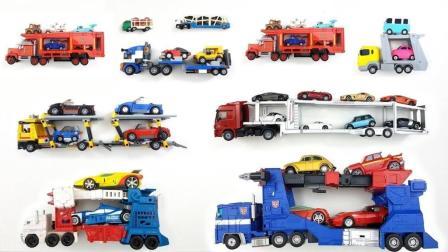 介绍双层卡车带来的汽车玩具