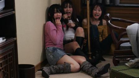 几分钟看完经典日式恐怖片《鬼来电3终章》, 恶鬼美美子终于放手了