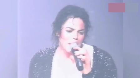"""迈克尔·杰克逊独创的""""太空步""""就是出自这首歌, 现场版太震撼!"""