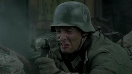 二战经典斯大林格勒战役, 重武器70分钟太惨烈了