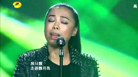 灵魂歌手黄绮珊翻唱罗琦经典老歌《回来》连续飚高音, 嗨翻全场