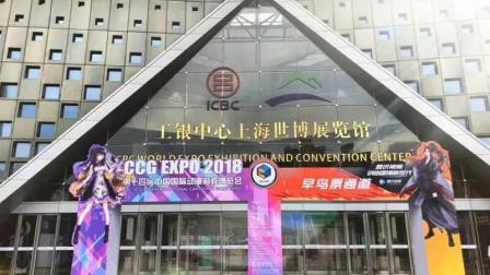 【模玩空间】2018第十四届中国国际动漫游戏博览会(CCG EXOP)  现场拍摄版