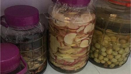 自制无添加剂的苹果醋, 15天就能喝了! 酸酸甜甜, 简单又地道