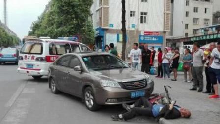 男子因被父亲教训, 竟直接开车撞倒父亲然后碾死, 网友: 养了条狗!