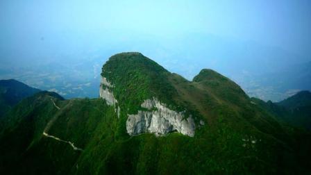 佛教圣地尧龙仙山美景如画