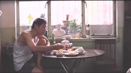 葛优吃黄瓜配小酒这视频, 太魔性了