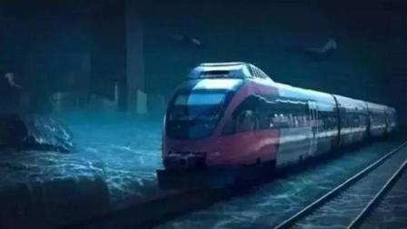 中国海底高铁即将出世, 成本低票价便宜, 网友: 这次印度比不上了