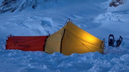 老外发明能自动调节温度的睡袋, 冬暖夏凉, 零下30度都不怕