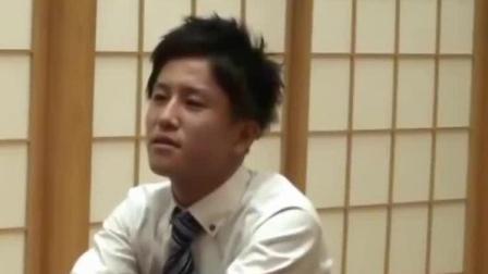 日本搞笑综艺: 回家见家长, 但女友的老爸是老大!