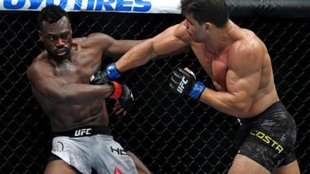 UFC226: 保罗-菲尔德VS迈克-佩里