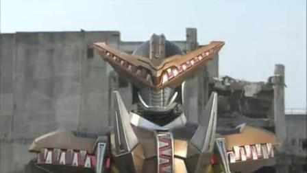 假面骑士电王: 假面骑士牙王强袭登场! 战斗开启! 变身圣翼模式降临!