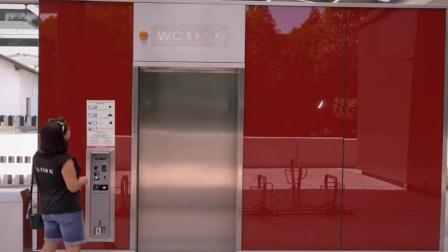 别人家的厕所, 一天清洁数百次, 就没脏过, 日本人: 我服了!
