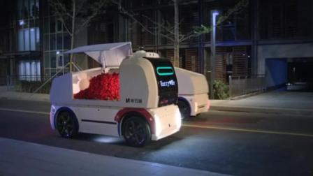 百度Apollo3.0 AI自动驾驶系统, 看来不久司机们要下岗了。