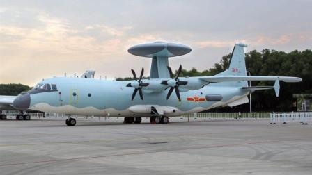 中國空警-500航程或提升1300公里, 這是咋回事?