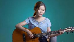(吉他)《玫瑰》C调入门版吉他弹唱教学 贰佰 高音教