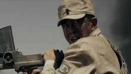 八路军一个团的人和日军近战拼刺刀, 场面壮观!