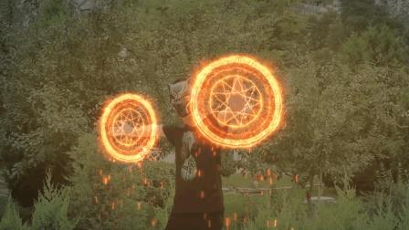 魔法师的三级魔法盾有多炫酷, 看完这部教程你就知道了
