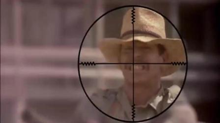 这片爽了, 狙击手火力压制, 重机枪狂扫超震撼
