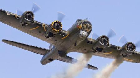 美国士兵认为这架轰炸机足够坚固, 直接驾驶它在白天轰炸德国