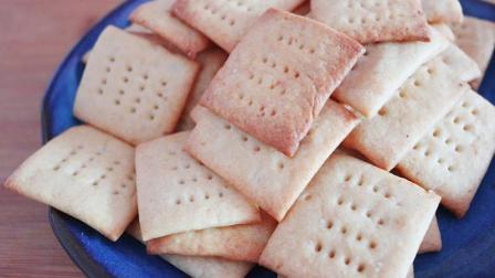 用土豆做苏打饼干, 无糖无黄油, 方法简单, 安全放心无添加