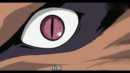 火影忍者: 六道看出九尾不想离开鸣人, 将计就计顺水推舟!