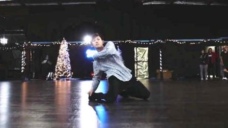 【UrbanDance.Cn】Franklin Yu 编舞《The Man Who Can't Be》Urban Dance Snowglobe
