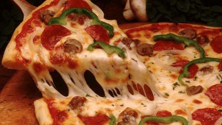 披萨的制作过程, 原来还有那么多的讲究!