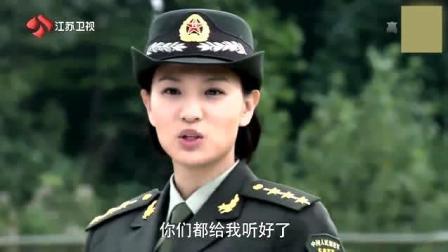 特种兵上课讨论女教官身材, 结果训练被教做人, 真惨呀!