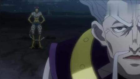 全职猎人: 豹男非要拿奇犽的爷爷测试自己的新技能, 结果命都没了