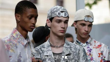 时尚掌中宝|巴黎男装周Dior Men重生