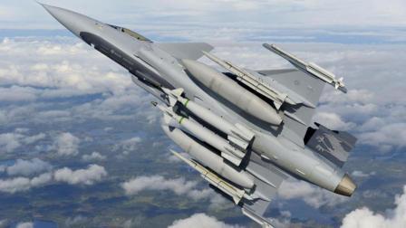 性价比极高的瑞典鹰狮战斗机, 能在公路起降, 售价只需要4千万