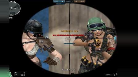 穿越火线 GP神狙-瓦尔特2000狙击枪 这一把枪价值50多万人民币