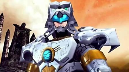 超兽武装: 超兽战士抢玄冥之棺的钥匙, 风耀直接五杀