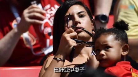 世界杯4强太太团大pk, 谁最吸引人?