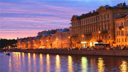 《游课》 第二季  圣彼得堡的白夜奇观 这里一天有22个小时没有黑夜