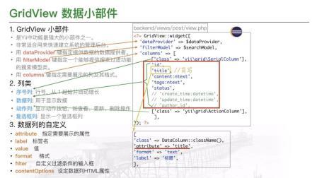 1.5倍速《Yii2视频教程》4.9