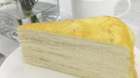 【团子的吃喝记录】上海美食甜品千层蛋糕: Lady M(更多图片评论在微博: 到处吃喝的团子)
