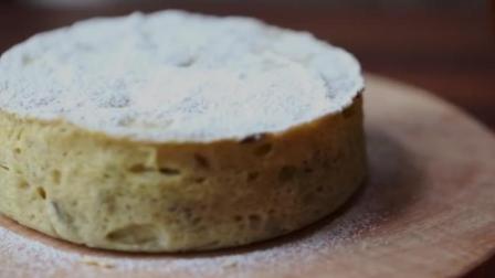 微波炉版·红薯蛋糕 没有烤箱也能做的低脂甜点